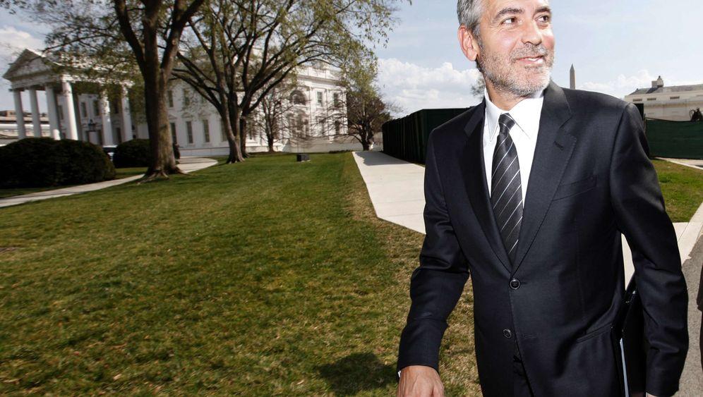 Verlobungsgerüchte um George Clooney: Der ewige Junggeselle als Bräutigam