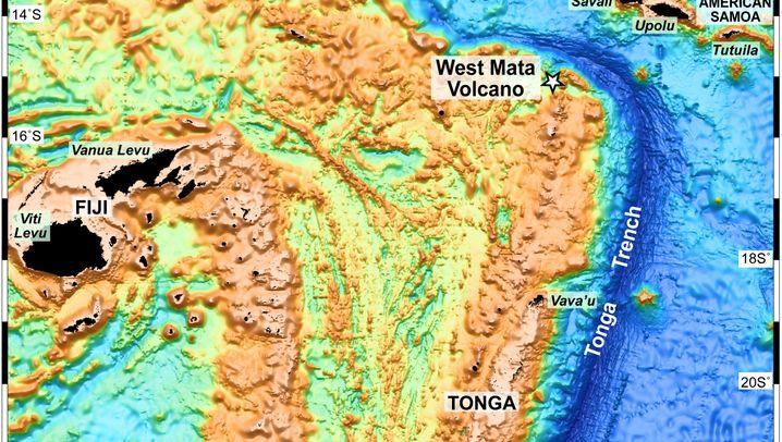 West Mata: Brodelnde Tiefsee