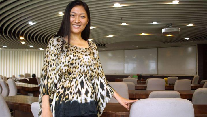 Karriere-Frauen: Chinas Amazonen