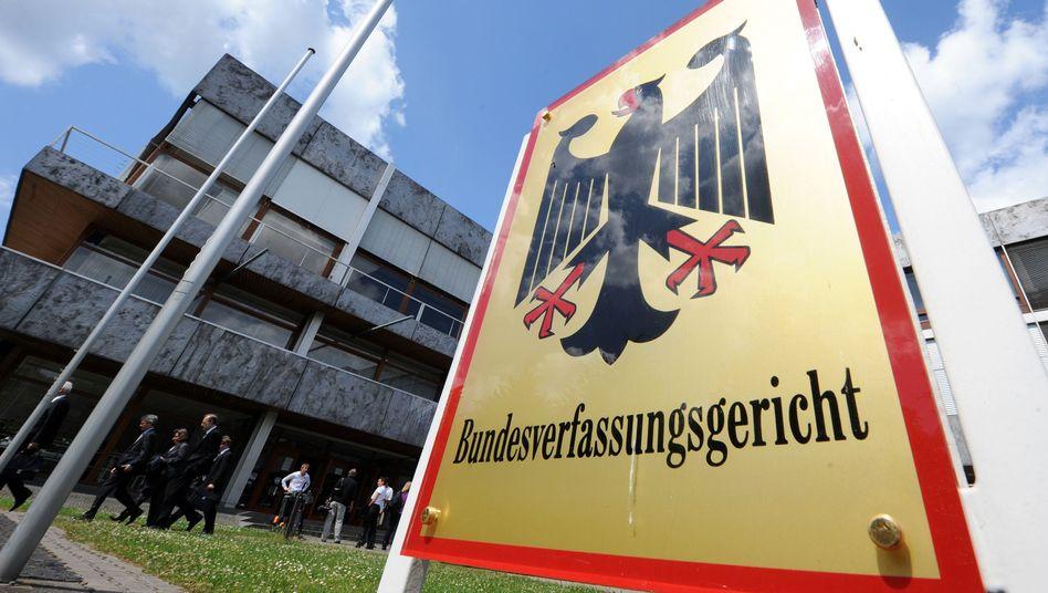 Bundesverfassungsgericht (Archivbild): Aufregung um Richterin