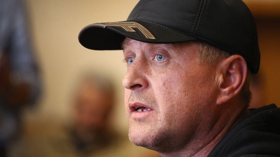"""Ponomarew, """"Bürgermeister"""" von Slowjansk: Eine US-Geisel in seiner Hand?"""