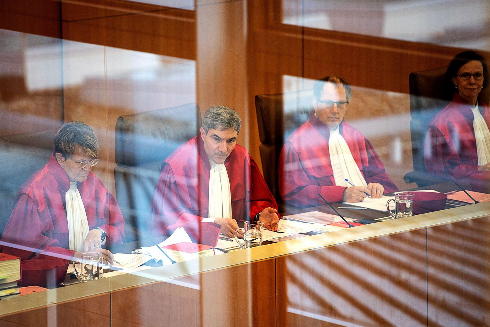 Hartz-IV-Sanktionen vor Bundesverfassungsgericht