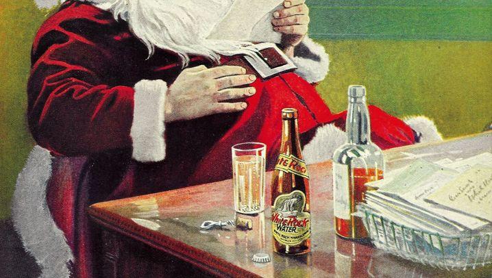 Geschichte des Weihnachtsmanns: Vom Wohltäter zur Werbefigur