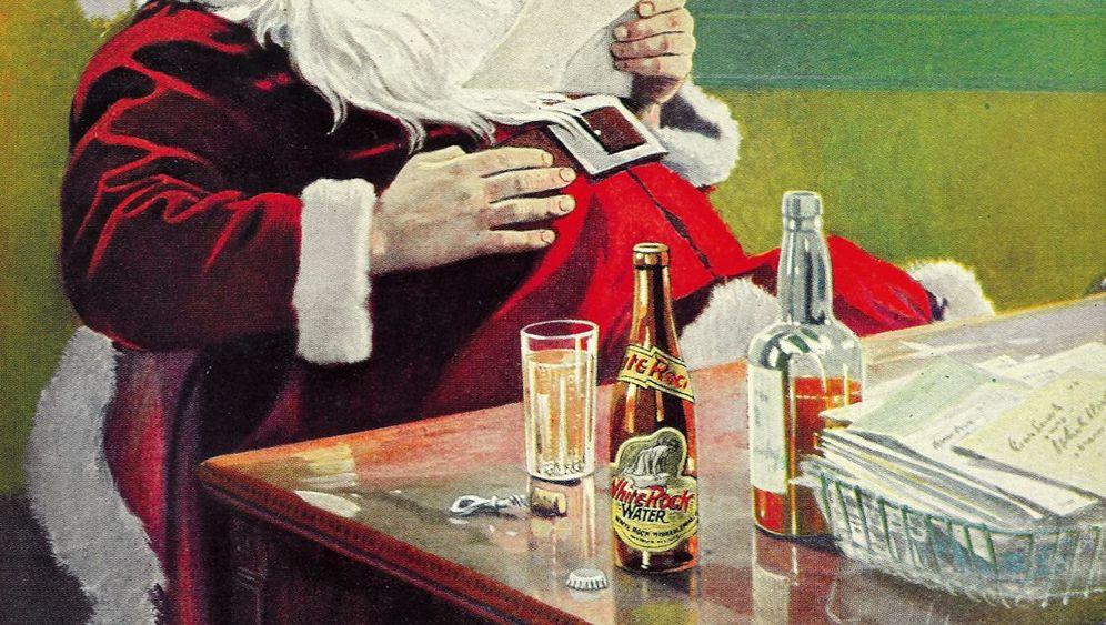 Weihnachtsmann Erfindung