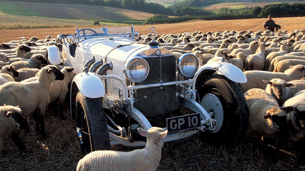 Mercedes-Benz 710 SS: Der weiße Elefant