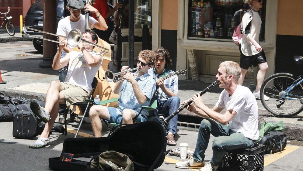 New Orleans: Reise an den Mississippi