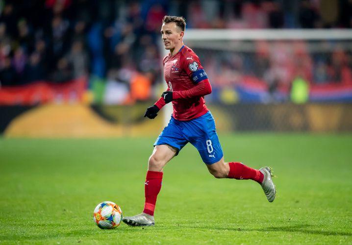 Hertha-Profi Vladimir Darida gehört zu den Leistungsträgern