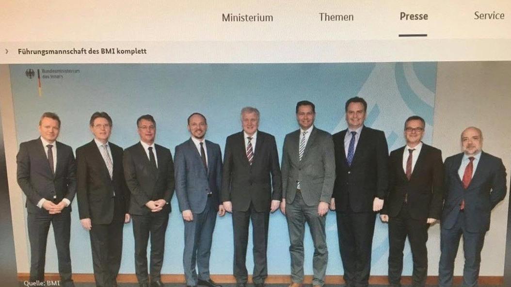 Seehofers Männerministerium