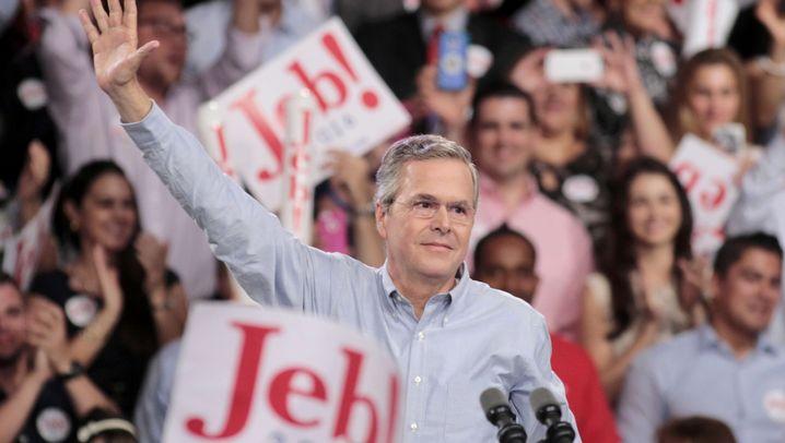 US-Präsidentschaftswahl: Bush, der Dritte