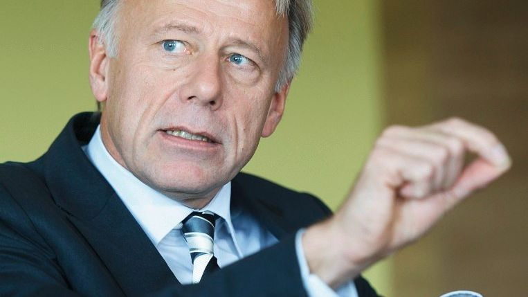 Wahlkämpfer Trittin: »Ich mache nüchtern Politik«