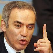 Garri Kasparow: Putin-Kritiker und Gründer der russischen Oppositionsgruppe Bürgerfront