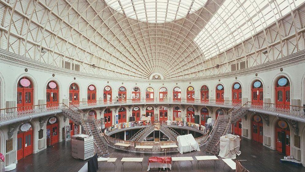 Architektur-Fotograf Manfred Hamm: Magier des Raumes