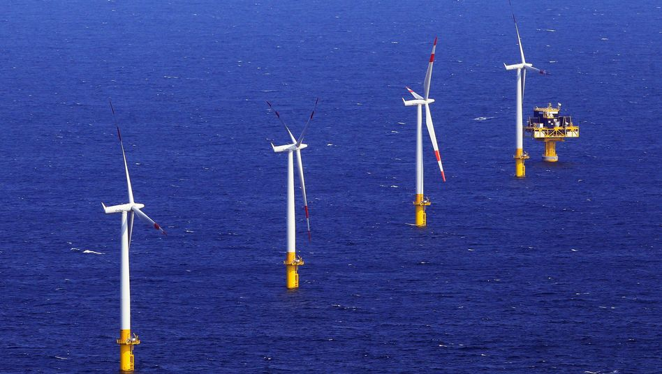 Offshore-Windpark: Teures Prestigeprojekt