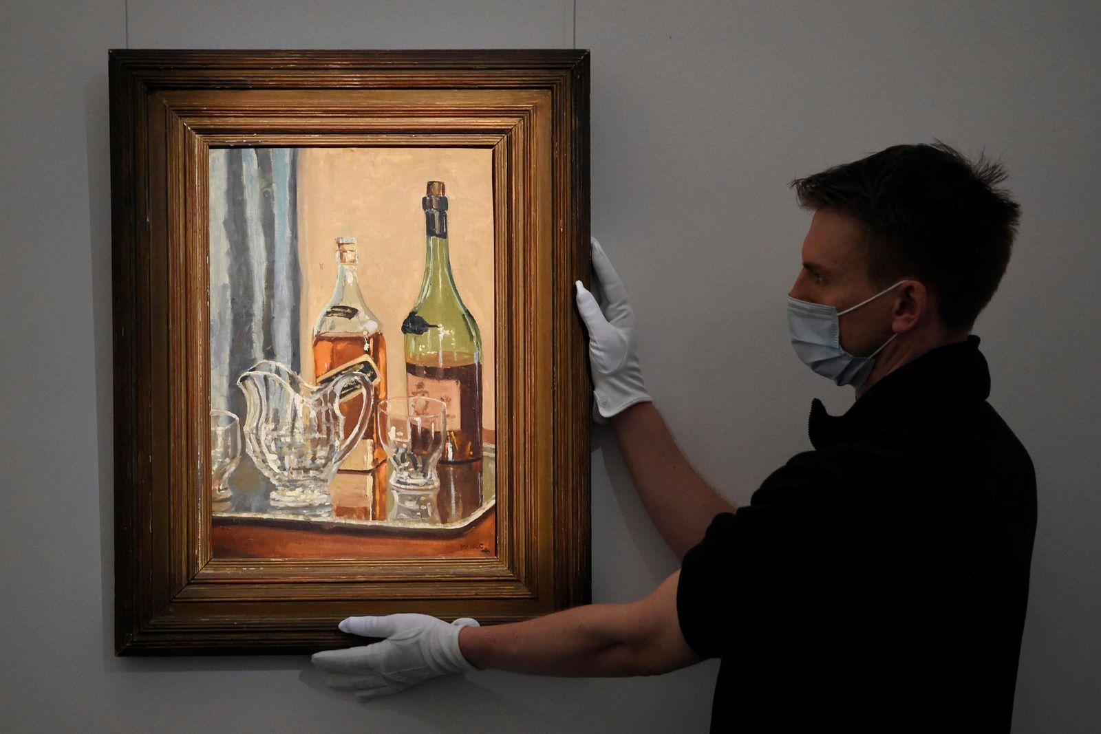 FILES-BRITAIN-ART-HISTORY-AUCTION