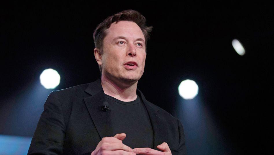 Elon Musk: Kosten und Skalierbarkeit wichtig
