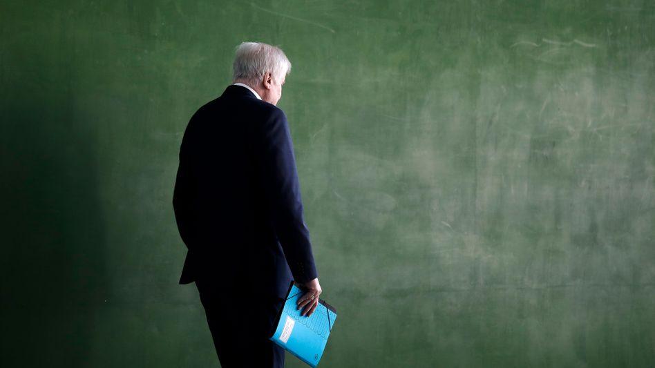 Horst Seehofer: Posterboy der konservativen Esoterik