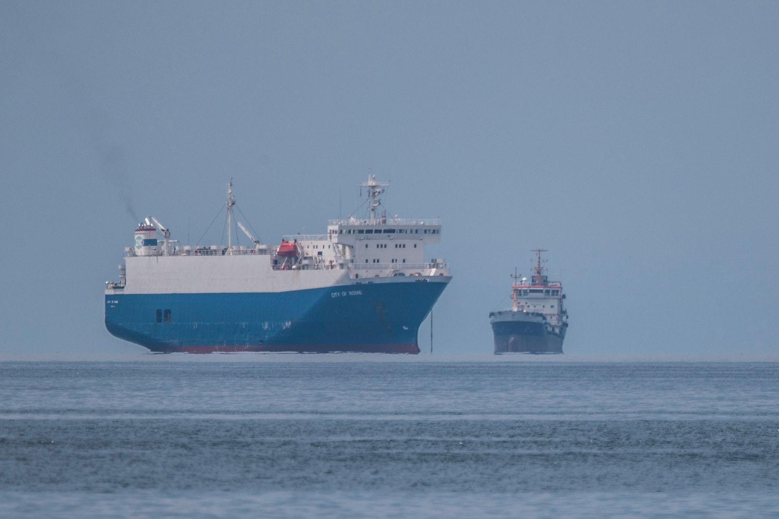 Virus Outbreak Stranded at Sea