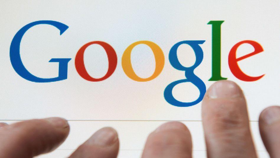 Google-Logo: Regierung könnte Schlichtungsstelle einrichten