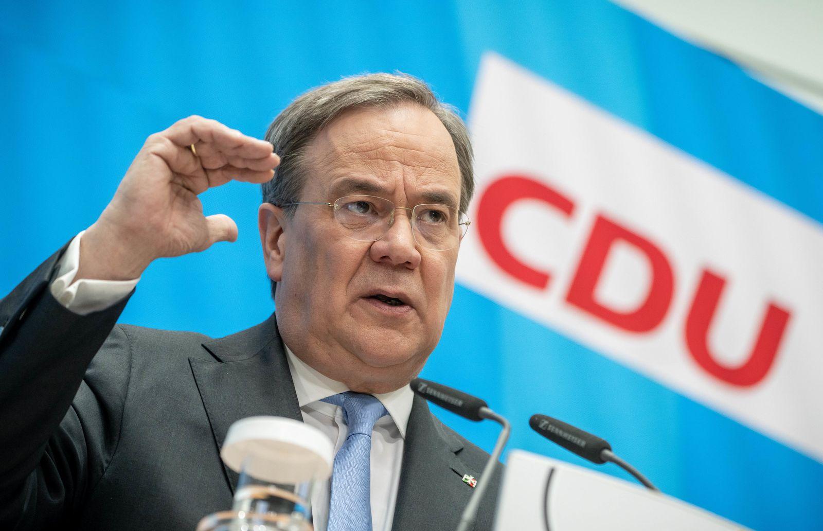 Sitzung des CDU-Präsidiums