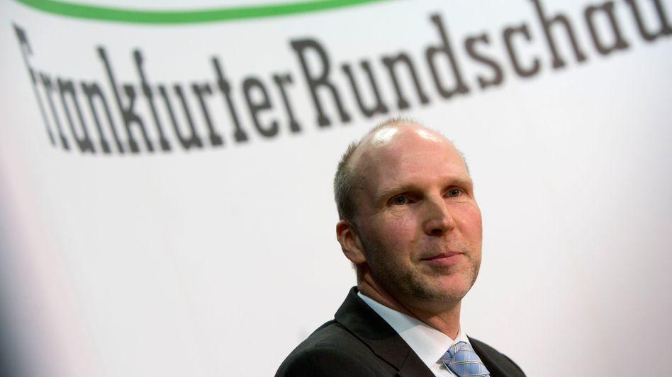 Insolvenzverwalter Frank Schmitt: Hofft auf konkretes Gebot in letzter Minute
