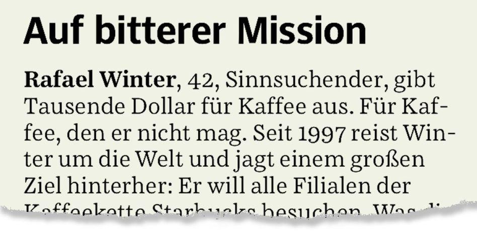 Aus der Süddeutschen Zeitung