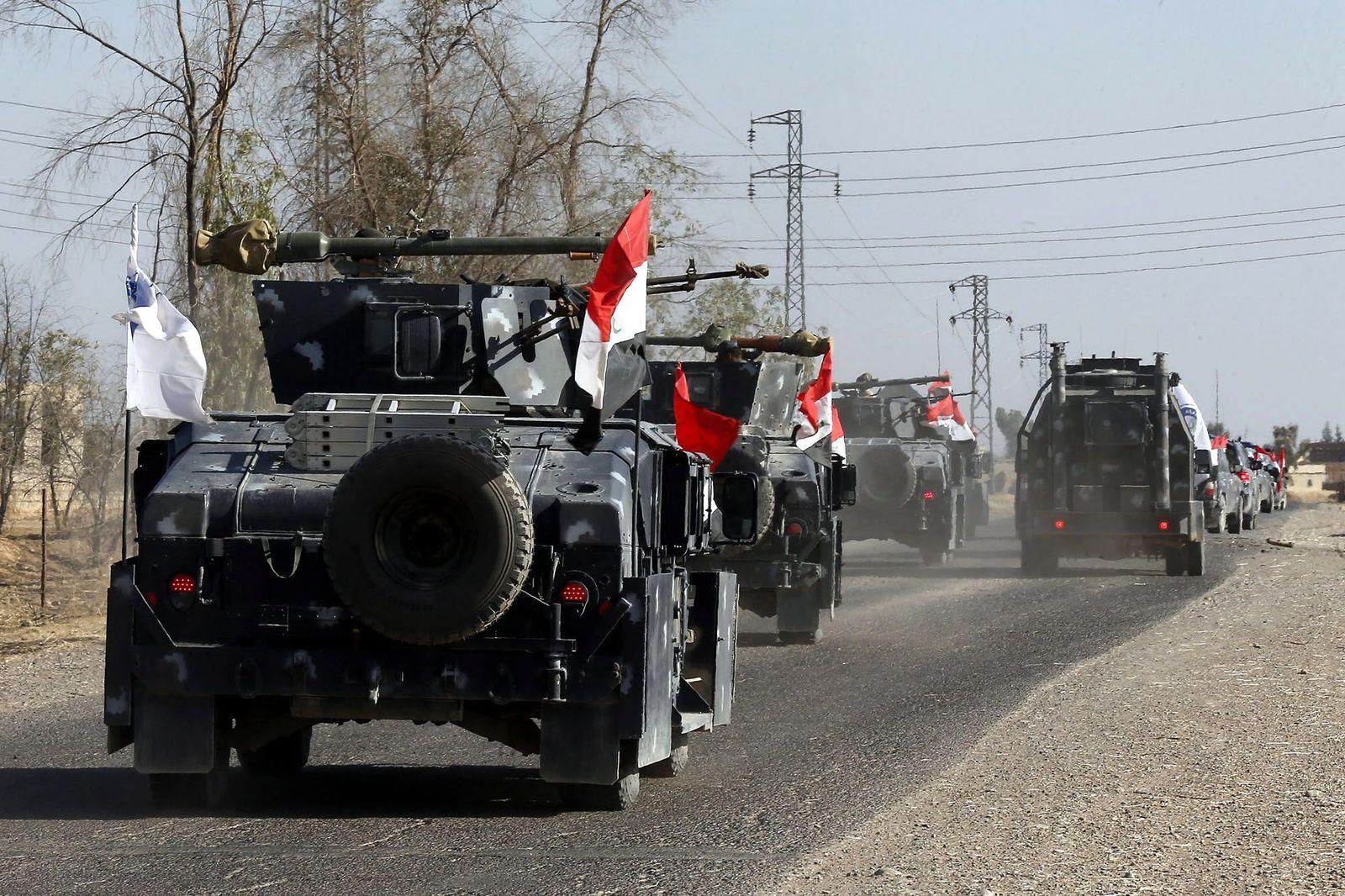 Irak/ Armee