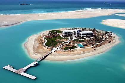 """Insel vor Dubai: """"In zwei Jahren fertig"""""""