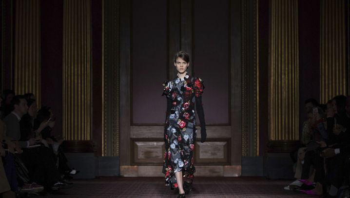 London Fashion Week Herbst 2018: Simone Rocha