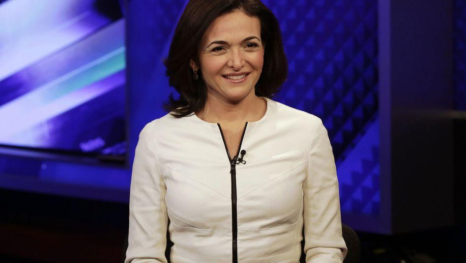Sheryl Sandberg (Archivbild): Facebook reagiert auf die öffentliche Kritik