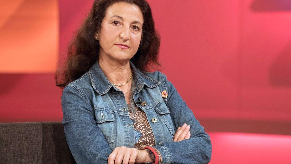 Zu Gast bei Sandra Maischberger: Autorin und Frauenrechtlerin Necla Kelek