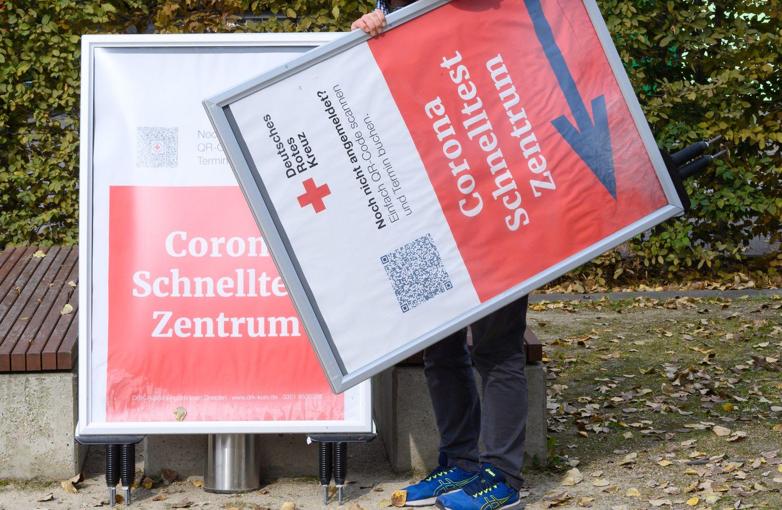 Coronavirus - Sachsen