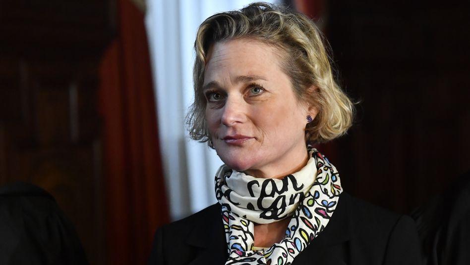 Delphine Boël: Erbguttest beweist Alberts Vaterschaft
