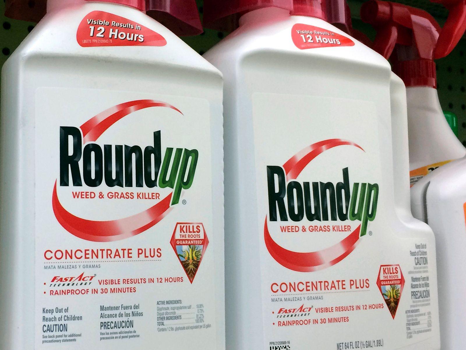 Bayer - Monsanto - Roundup