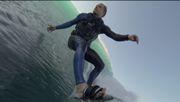 """""""Ich reise dahin, wo die Wellen sind"""""""