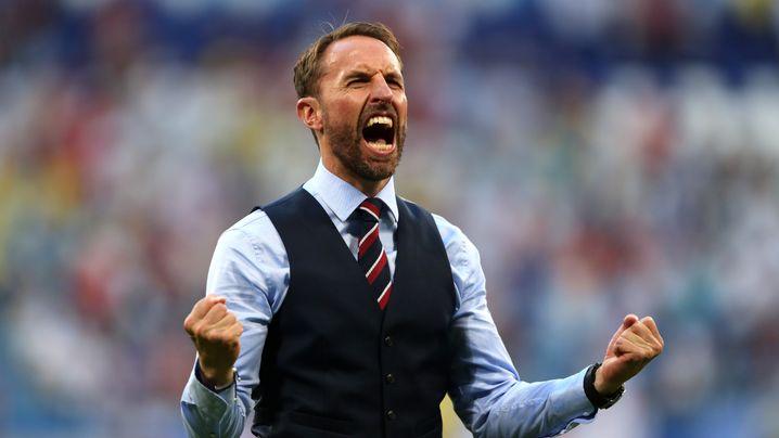 Englands Sieg gegen Schweden: Zwei Kopfbälle, ein Traum