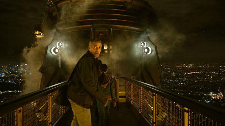 """""""A World Beyond"""" mit George Clooney: Macht Nix"""