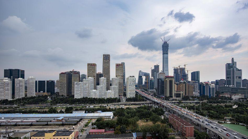 Skyline von Peking: Für Unternehmen aus der EU wird es schwieriger