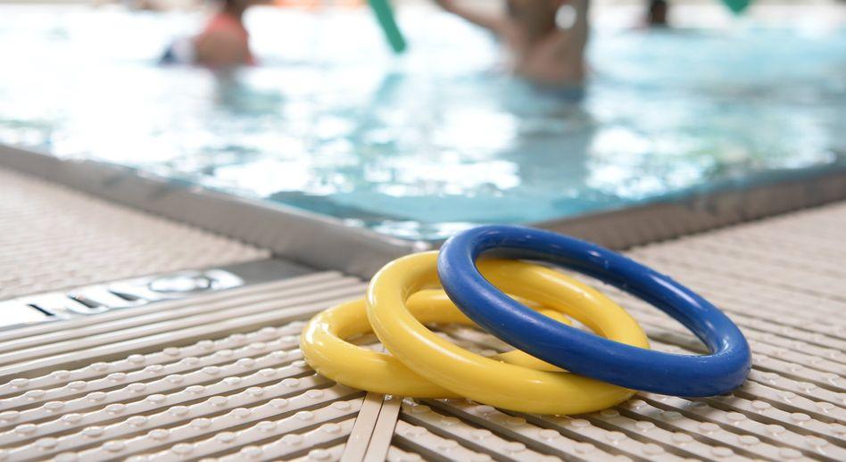 Schwimmkurs (Symbolbild)