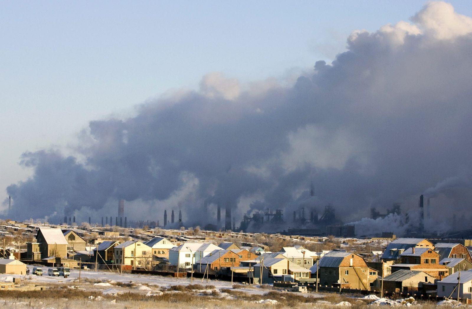 Umwelt/ Luftverschmutzung