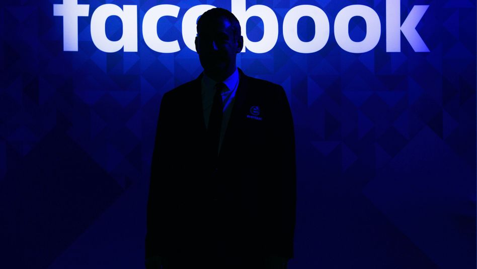 Facebook-Logo (Archivbild): Neue Ermittlungen in Hass-Debatte