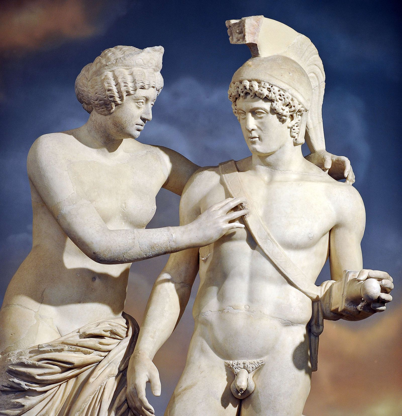 Pin on depictions of the nude figure in greek and roman sculpture