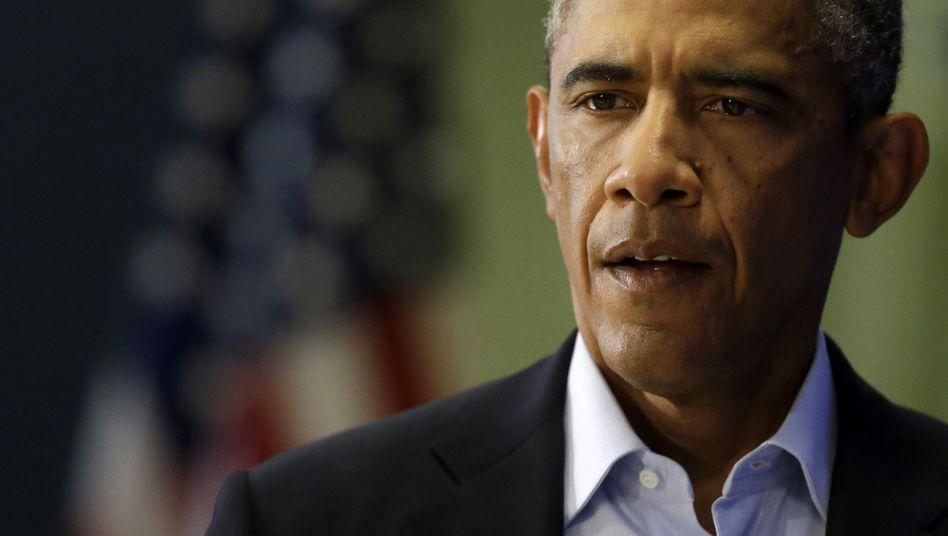 US-Präsident Obama: Berater drängen ihn zu Luftschlägen in Syrien