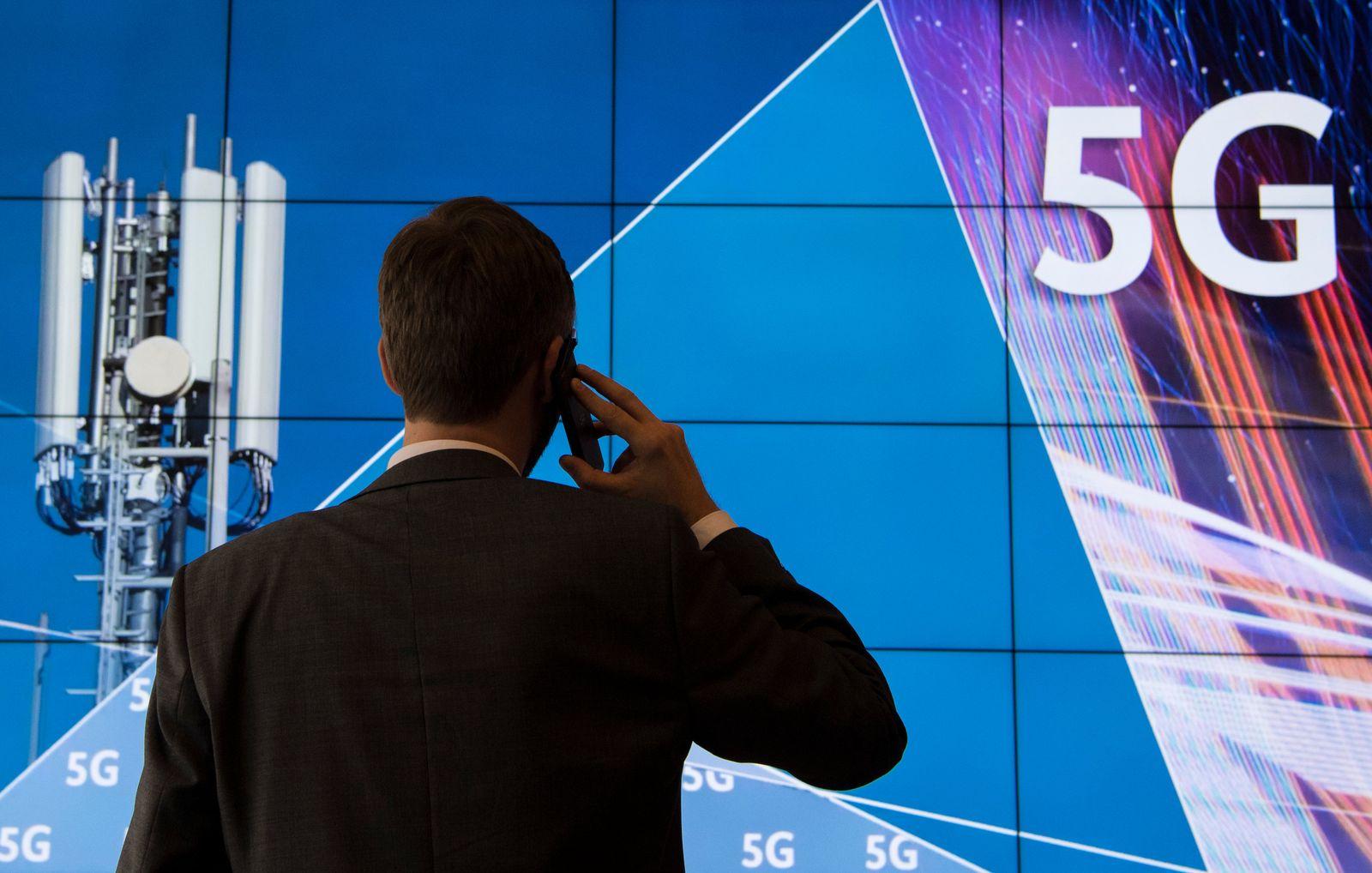 5G-Mobilfunkauktion vorbei
