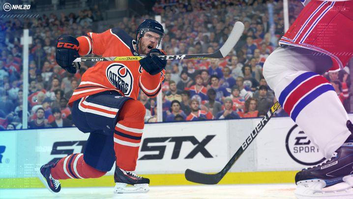 """""""NHL 20"""" von EA Sports für PS4/Xbox One, 20 bis 35 Euro"""