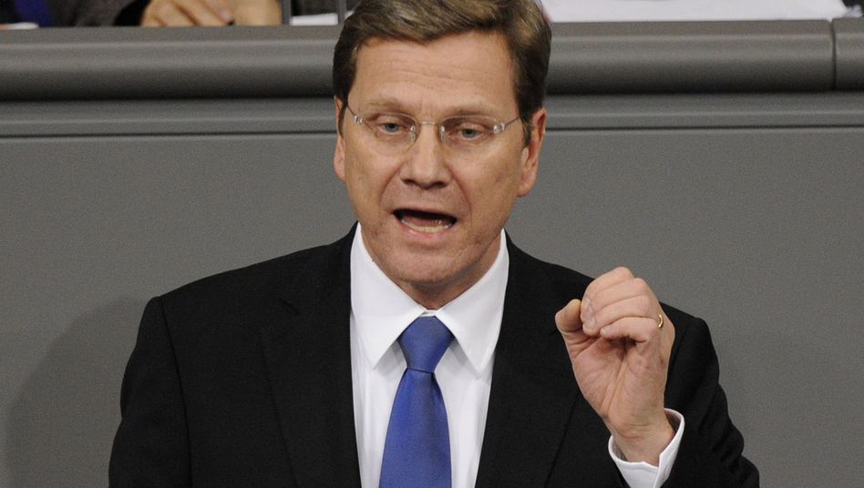 """FDP-Chef Westerwelle: """"Jeder hat seinen eigenen Stil"""""""