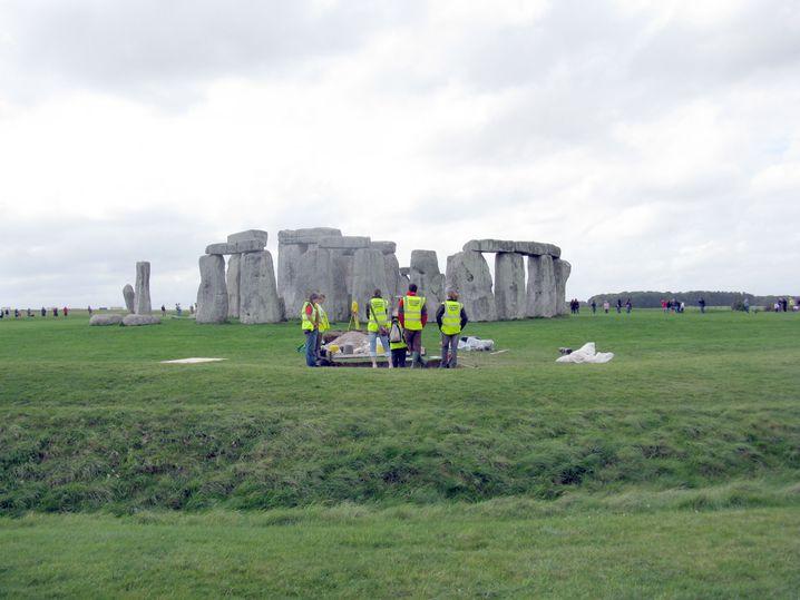 """Stonehenge: """"Ein Akt der Vereinigung"""""""