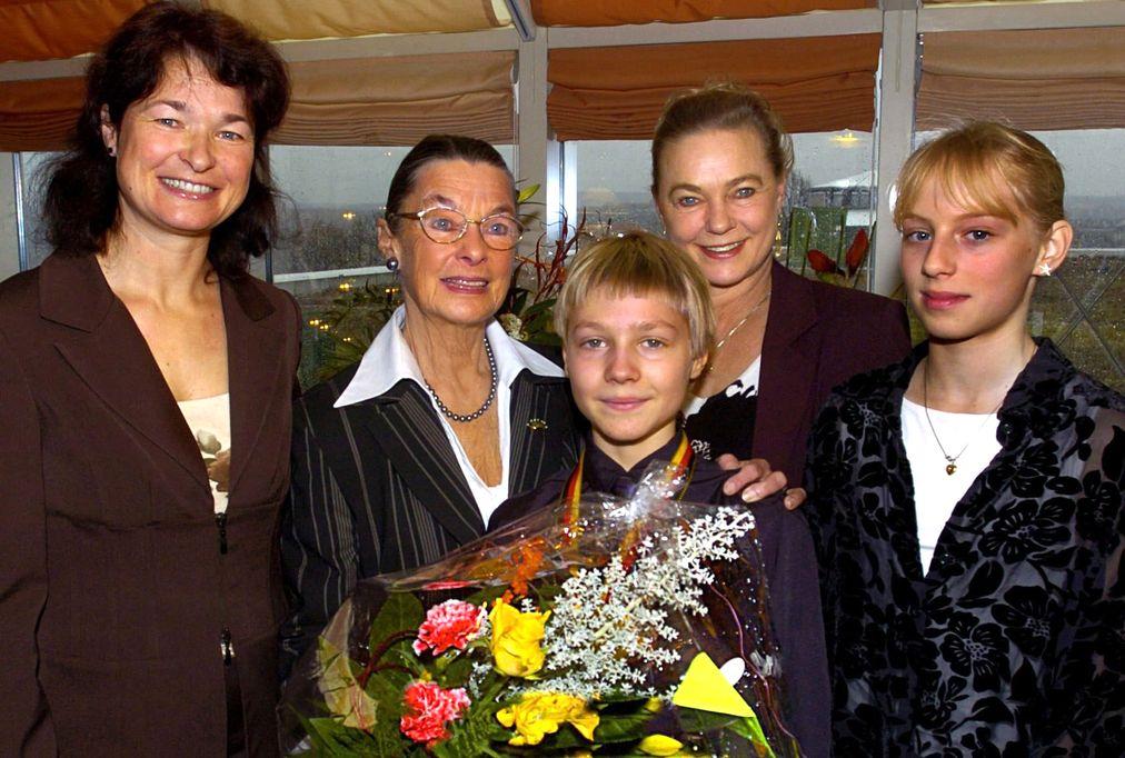 Jutta Müller Eiskunstlauf