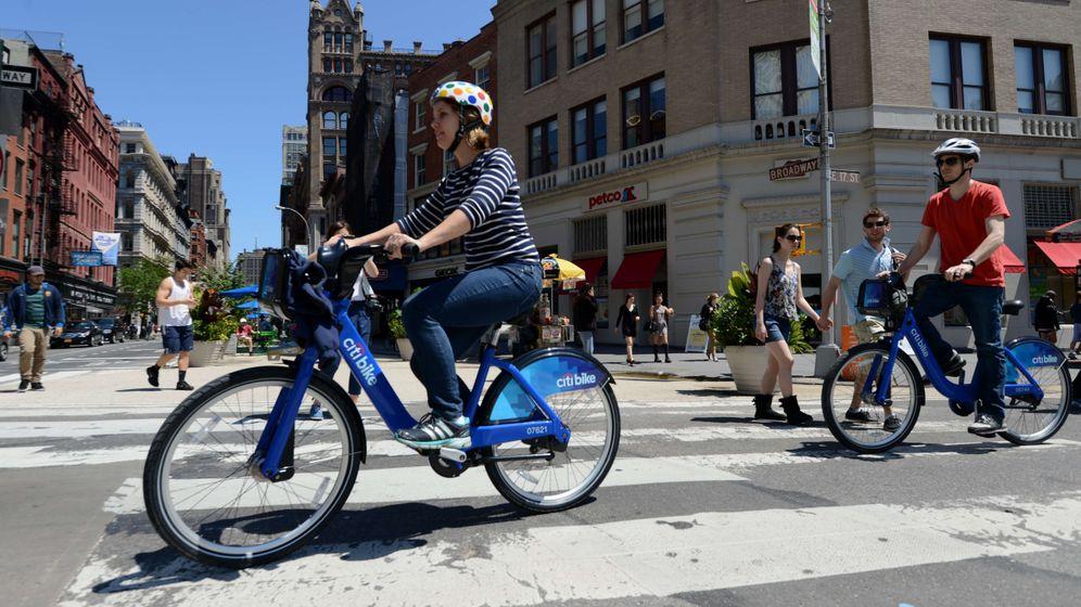 """""""Citi Bike"""": 6000 Fahrräder für New York"""