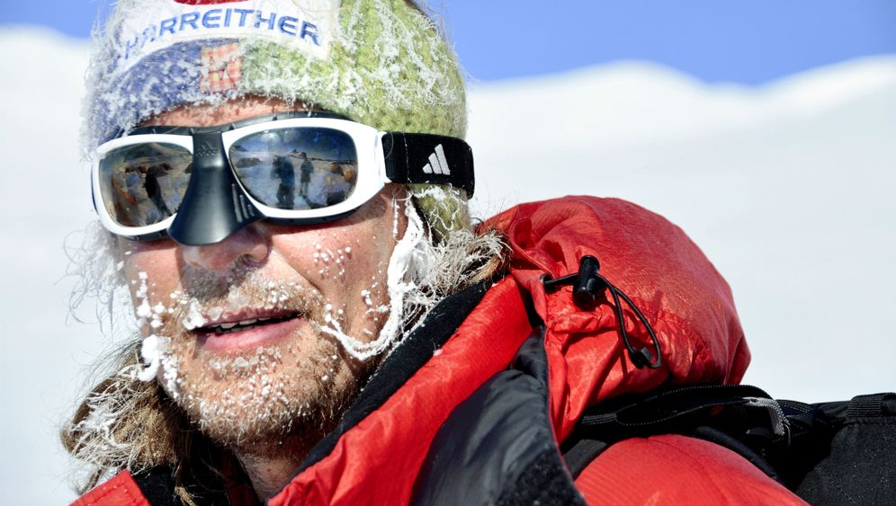Extrembergsteiger Andy Holzer: Blind zum Gipfel