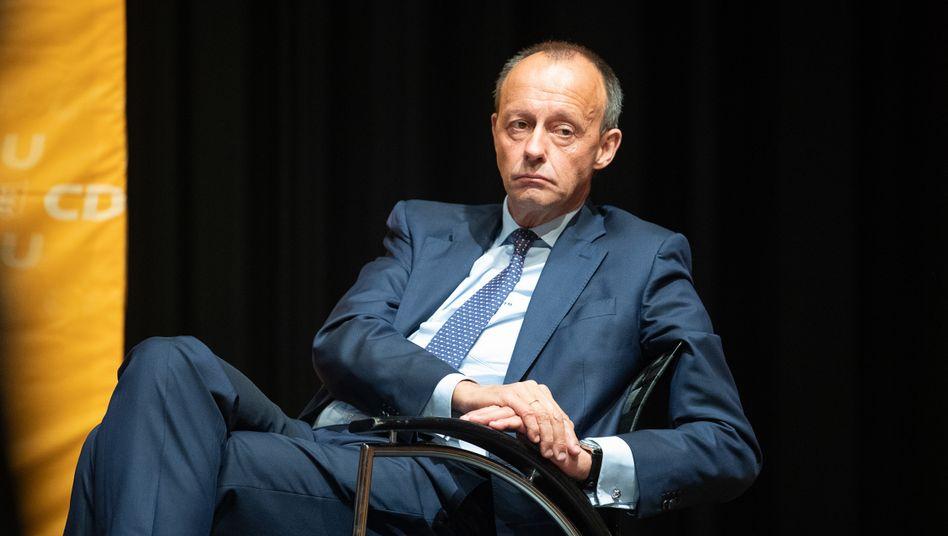 CDU-Vorsitz-Kandidat Friedrich Merz